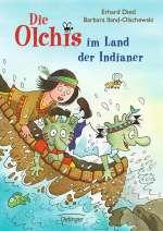Die Olchis im Land der Indianer Cover
