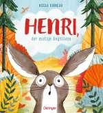 Henri, der mutige Angsthase Cover