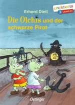 Die Olchis und der schwarze Pirat Cover