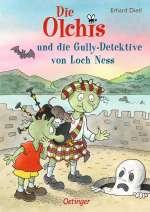 Die Olchis und die Gully-Detektive von Loch Ness Cover