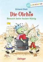 Die Olchis - Besuch beim faulen König Cover