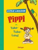Pippi in Taka-Tuka-Land Cover