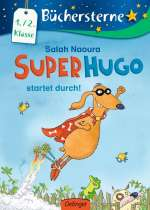 Superhugo startet durch! Cover