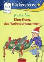 King-Kong, das Weihnachtsschwein / Cover