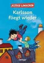 Karlsson fliegt wieder Cover