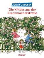 Die Kinder aus der Krachmacherstrasse Cover