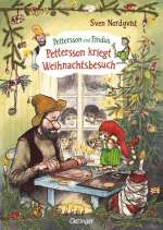 Pettersson kriegt Weihnachtsbesuch Cover