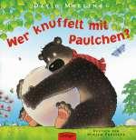 Wer knuffelt mit Paulchen? Cover
