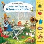 Suchen und finden mit Pettersson und Findus Cover