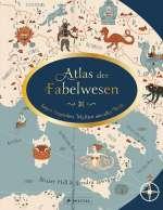Atlas der Fabelwesen Cover