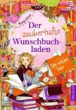 Der zauberhafte Wunschbuchladen Cover