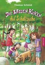 Die Wilden Küken - Auf Schatzsuche Cover