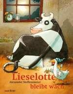 Lieselotte bleibt wach Cover