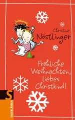 Fröhliche Weihnachten, liebes Christkind Cover