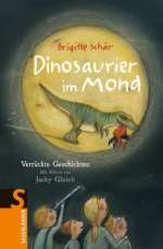 Dinosaurier im Mond Cover