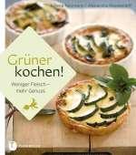 Grüner kochen! Cover