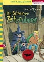 Die Schwarzen Zeitzauberer Cover