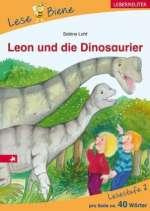 Leon und der Dinosaurier Cover