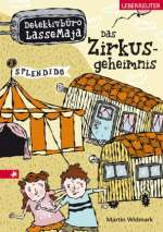 Das Zirkusgeheimnis / Cover