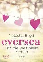 Eversea und die Welt bleibt stehen Cover