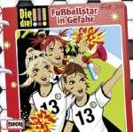 Fussballstar in Gefahr  (CD) Cover