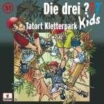 Tatort Kletterpark Cover