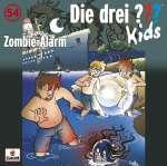 Zombie-Alarm Cover