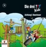 Achtung Abenteuer Cover