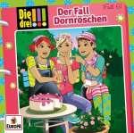 Die drei !!! : Der Fall Dörnröschen Cover