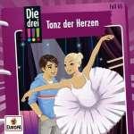 Die drei !!! - Tanz der Herzen  Cover
