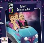 Tatort Geisterbahn (CD) Cover
