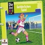 Gefährliches Spiel  (Hörbuch) Cover