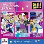 Die drei !!! 9. 3er Box Fall 25-27     (3 CDs) Cover