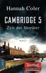Cambridge 5 - Zeit der Verräter Cover