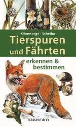 Tierspuren und Fährten erkennen & bestimmen Cover