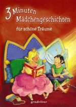 3 Minuten Mädchengeschichten für schöne Träume Cover