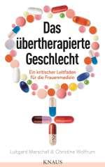 Das übertherapierte Geschlecht Cover