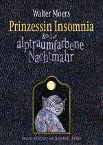 Prinzessin Insomnia & der alptraumfarbene Nachtmahr Cover