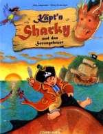 Käpt'n Sharky und das Seeungeheuer Cover