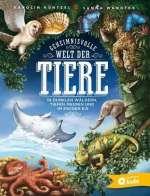 Geheimnisvolle Welt der Tiere  Cover