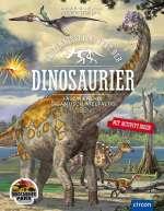 Geheimnisvolle Welt der Dinosaurier Cover