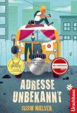 Adresse unbekannt Cover