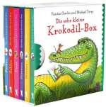 Die sehr kleine Krokodil-Box Cover