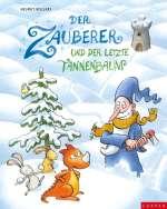 Der Zauberer und der letzte Tannenbaum Cover