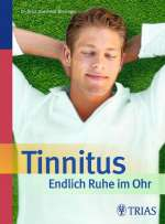 Tinnitus: endlich Ruhe im Ohr Cover
