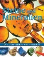 Steine und Mineralien / Cover