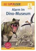 Alarm im Dino-Museum Cover