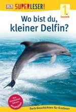 Wo bist du, kleiner Delfin? Cover