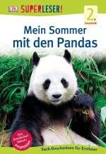Mein Sommer mit den Pandas Cover