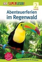 Abenteuerferien im Regenwald Cover